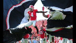 UGA moves up Saturday game time due to Hurricane Florence