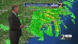 Florence continues to hammer Carolina coast