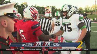 Georgia high school football rankings this week