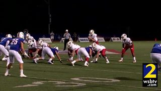 Local high school QB makes ESPN highlights with epic play