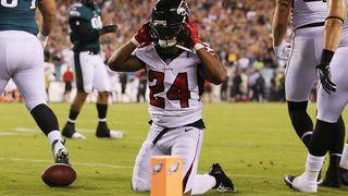 Devonta Freeman out for Falcons home opener against Panthers