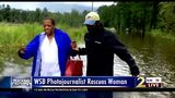 Channel 2 photojournalist says they were in 'right place at right time' to rescue woman