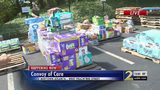 Convoy of Care gets underway to help victims of Hurricane Florence