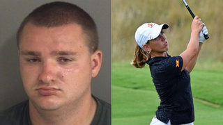 Man accused of killing golfer made disturbing comments before her death, police say