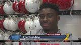 North Gwinnett's Tyler Goodson: Montlick & Associates Athlete of the Week