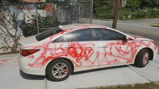 Reward offered to find man wanted for extreme vandalism of woman