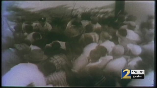 A look back: WSB-TV and the civil rights movement   WSB-TV