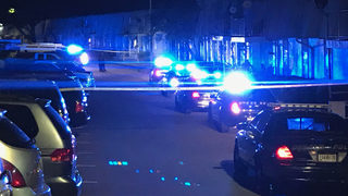 Man shot, killed on his porch in front of sister