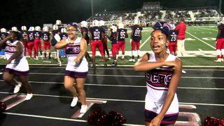Sandy Creek High School Cheerleaders