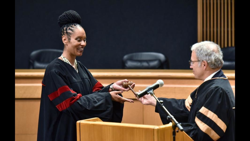 Gwinnett County swears in its 1st elected African-American