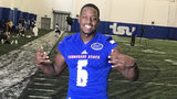 Christion Abercrombie is a linebacker for the TSU Tigers and a graduate of Westlake High School. (Photo: Tennessee State University)