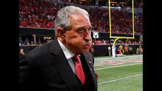 Falcons owner Arthur Blank: