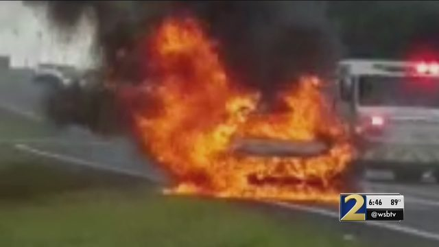 KIA, HYUNDAI ENGINE FIRE: String of engine fires tied to vehicles