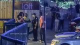 Scene of a fatal shooting at a Buckhead club