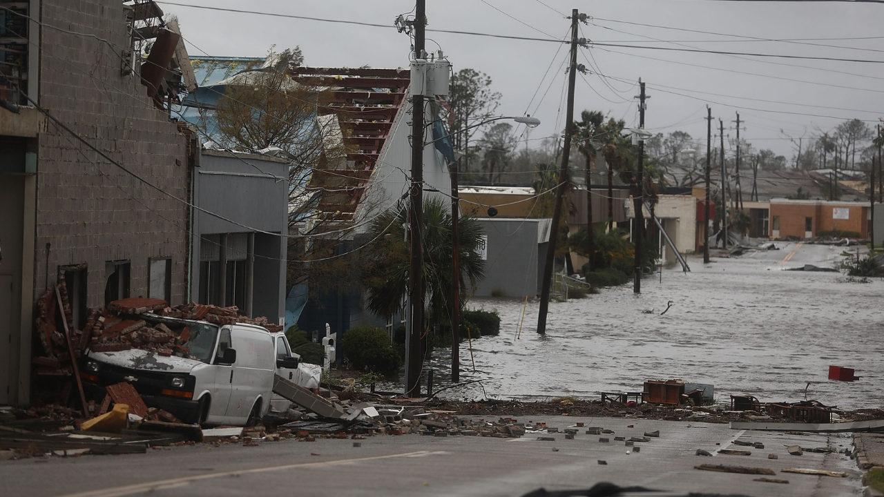 HURRICANE MICHAEL GEORGIA, LIVE UPDATES: LIVE UPDATES: Hurricane ...