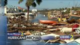 Residents, crews assess damage from Hurricane Michael