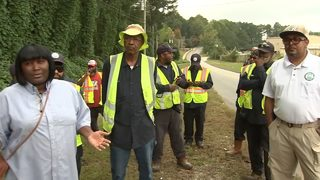 Fulton County employees say they are losing their jobs with short notice