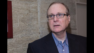 Microsoft co-founder Paul Allen has died at age 65