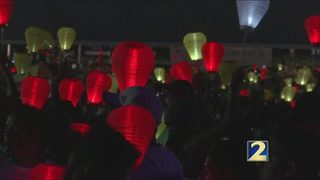 Light The Night raises funds for cancer research