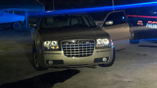Officers say man fired shots at patrol car, suspect on the run