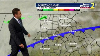 Cooler Tuesday morning ahead