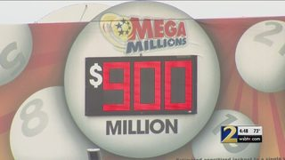 Mega Millions jackpot rises to $900 million