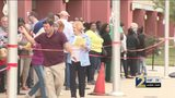 Some voters are waiting up to 3 hours in line on third day of early voting