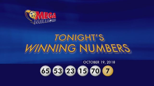 MEGA MILLIONS LOTTERY JACKPOT: Here are your historic Mega