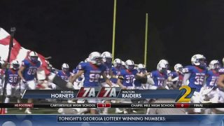 Roswell vs. Walton decided by 1 point, blocked field goal