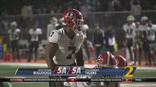 Georgia high school football scores