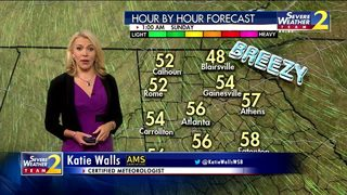 Freeze warning for some parts of North Georgia