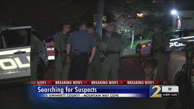 GWINNETT COUNTY OFFICER-INVOLVED SHOOTING: Officer-involved