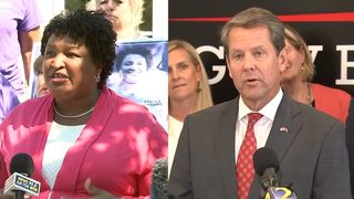 Pres. Trump: Kemp would be 'great governor,