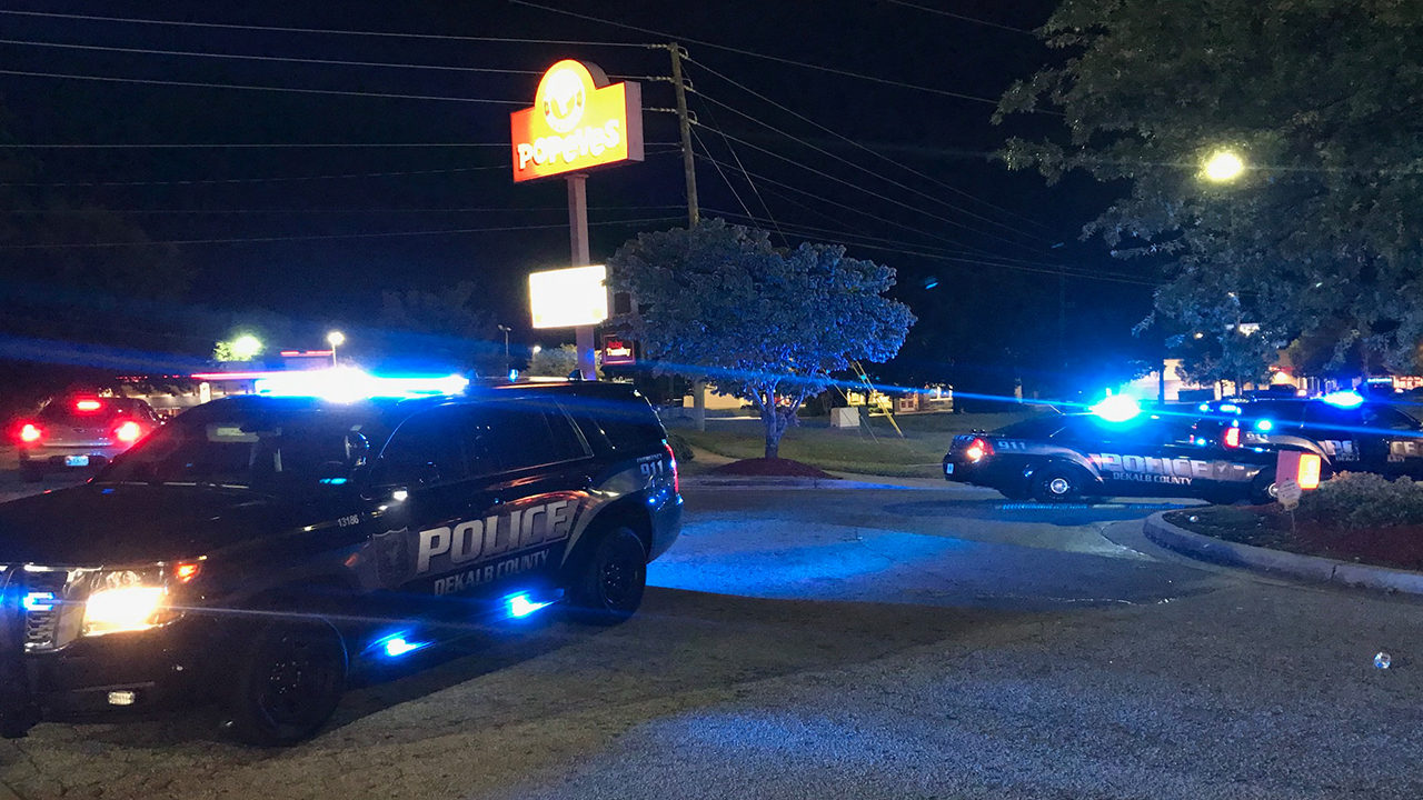 Triple shooting at Popeyes leaves 1 dead, 2 in critical