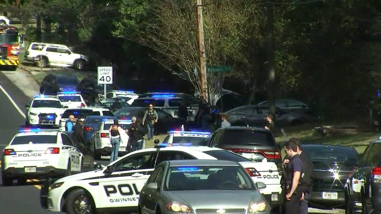 METRO ATLANTA OFFICER KILLED: Suspected cop killer dead