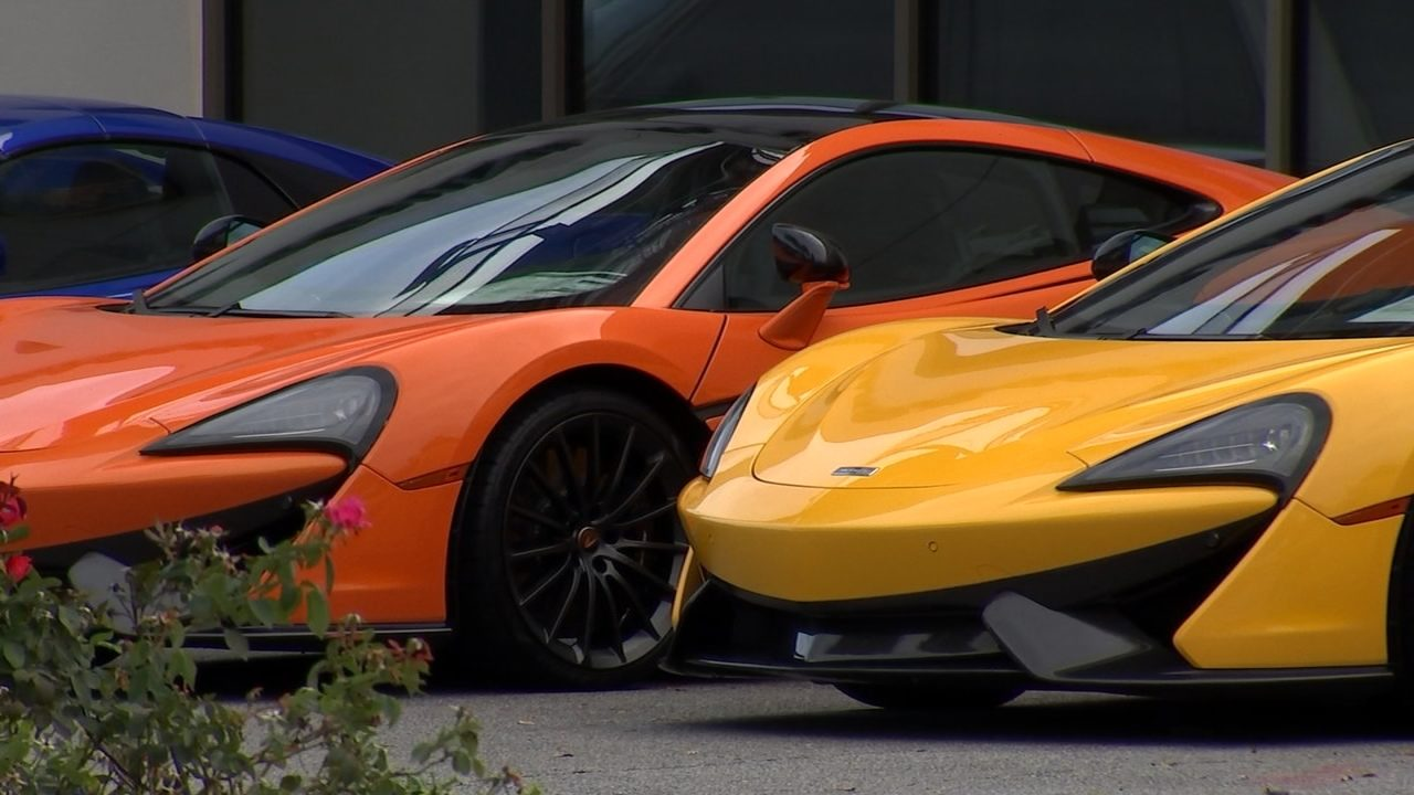 EXPENSIVE CARS IN GEORGIA: Wealthy Georgians with exotic