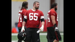 Falcons lose ANOTHER starter for the season to injury