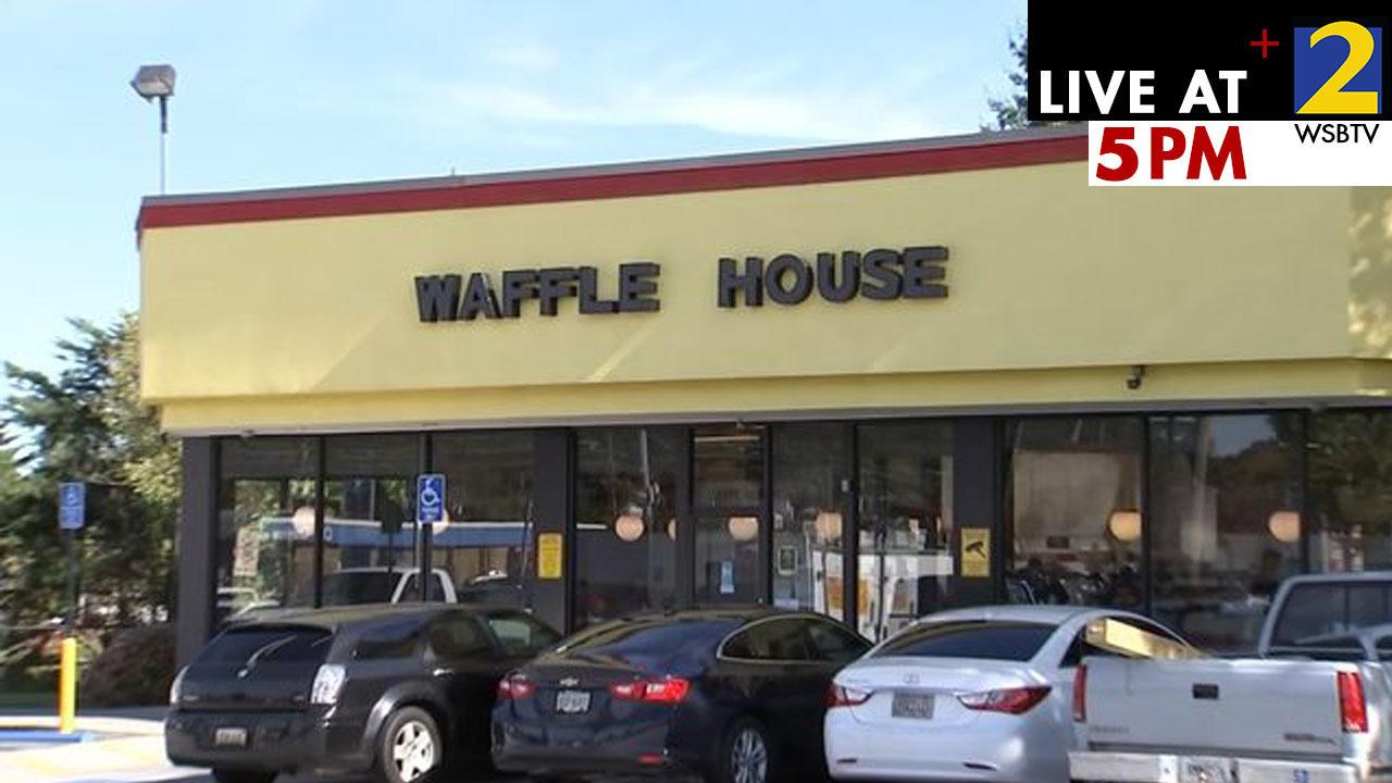 WAFFLE HOUSE EMPLOYEE SHOT: Waffle House employee shot in