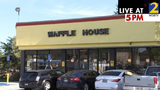 Police are investigating a shooting at DeKalb County Waffle House.