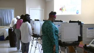 Judge to make potentially significant ruling on Georgia absentee ballots