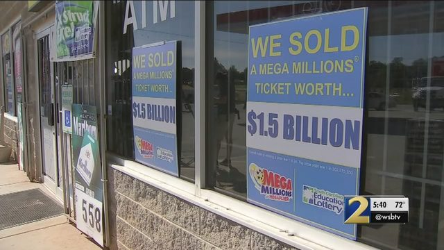Mega Millions Winner We Have A Winner Winning 1 6 Billion Mega Millions Ticket Sold In South Carolina Wsb Tv