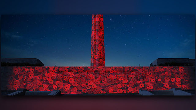 National WWI museum to be lit up in red poppies leading up to Veterans Day