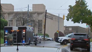 LIVE UPDATES PITTSBURGH MASS SHOOTING SYNAGOGUE: Multiple