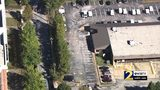 RAW VIDEO: NewsChopper 2 over scene of suspicious package in Atlanta
