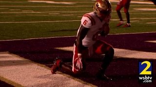 Rome RB Jamious Griffin closing in on records, picking up offers