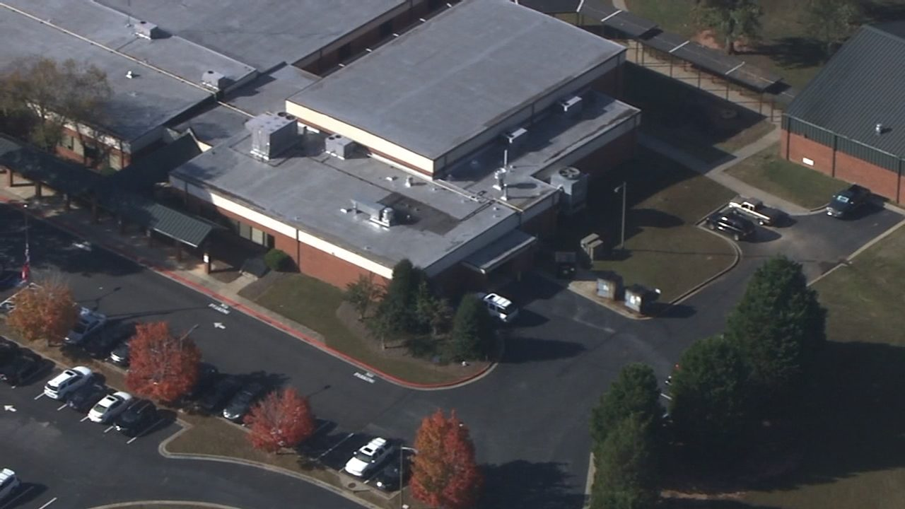Elementary school on lockdown as police search for man wanted in