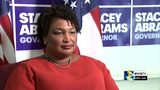 RAW VIDEO: Stacey Abrams responds to Secretary of State investigation