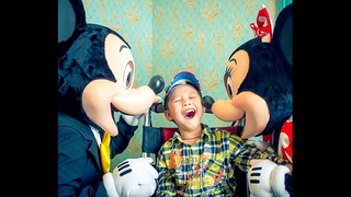 Share Mickey Mouse ears, Disney will donate $5 to Make A Wish Foundation