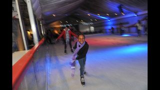 Ice skating returns to the Rink at Park Tavern