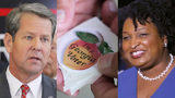Georgia's governor's race too close to call